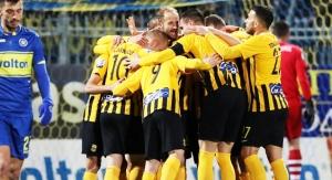 Αστέρας Τρίπολης - ΑΡΗΣ 0-3 | Κιτρινόμαυρη καταιγίδα στην Τρίπολη!
