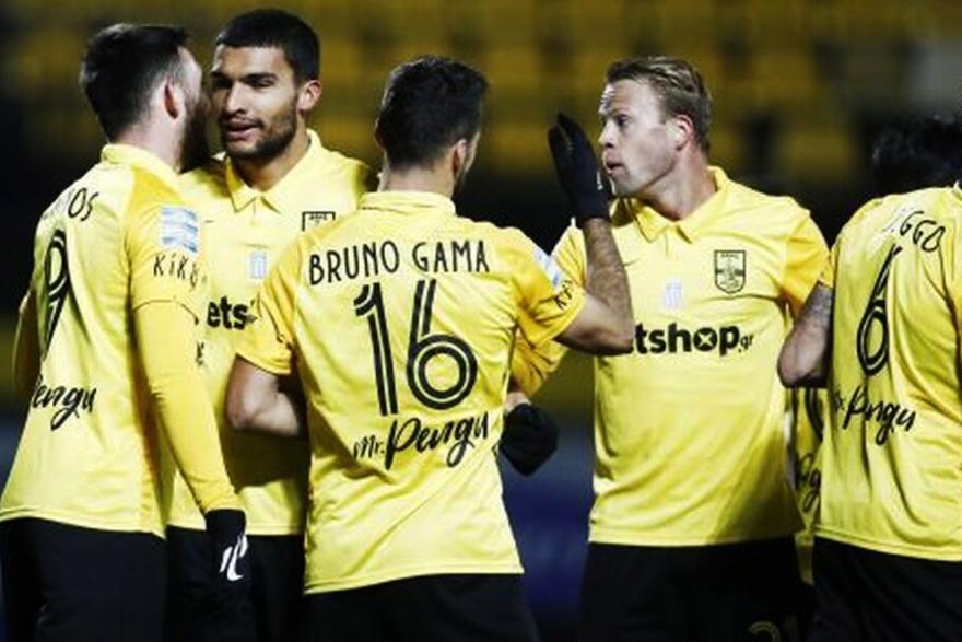 ΑΡΗΣ – Λάρισα 1-0 | Έχασε τις ευκαιρίες… κέρδισε τους 3 βαθμούς!