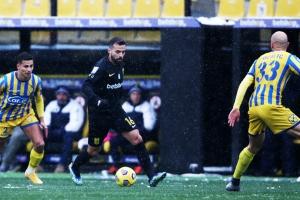 ΑΡΗΣ – Παναιτωλικός 0-0 | Εκτέλεσε την «αποστολή» του ο Βάτσιος, χάθηκαν 2 βαθμοί