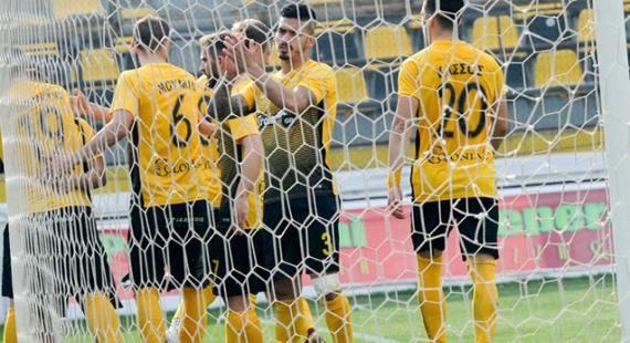 ΑΡΗΣ - Εργοτέλης 3-0   Επέστρεψε στις νίκες με τριάρα!