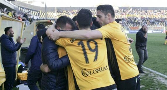 ΑΡΗΣ - Απόλλων Π. 2-0    Ξεκούραστη νίκη σε γιορτινή ατμόσφαιρα!