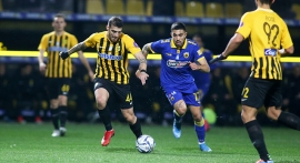 ΑΡΗΣ - ΑΕΚ 0-1 | Καραντώνης και VAR καθάρισαν για την ΑΕΚ