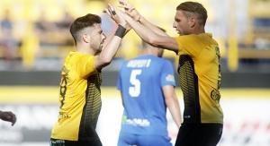 ΑΡΗΣ - Απόλλων Λάρισας 3-0 | Ακόμη πιο κοντά …με τριάρα!