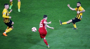 Ολυμπιακός - ΑΡΗΣ 4-1 | Έλλειψη αποτελεσματικότητας, ατυχία και βαριά ήττα