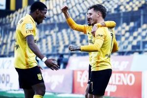 ΑΡΗΣ – Αστέρας Τρίπολης 2-0 | Αντίδραση με Μαντσίνι-Μπερτόγλιο και μισή πρόκριση!
