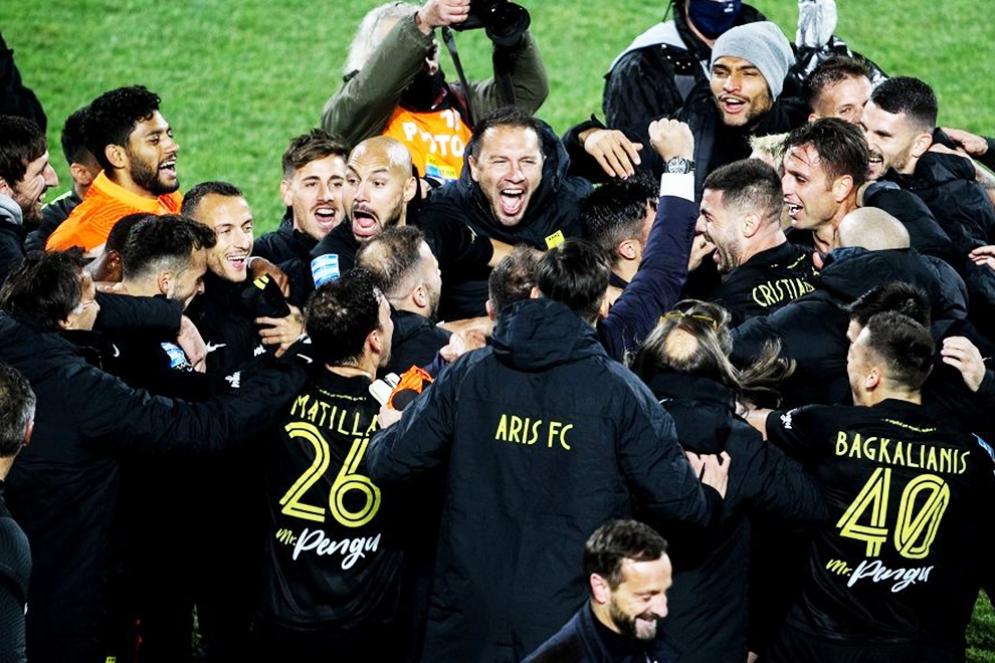 2020: Χάθηκε η μπάλα στο Ελληνικό ποδόσφαιρο… την βρήκε ο ΑΡΗΣ!