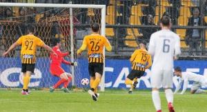 ΑΡΗΣ - Ατρόμητος Αθηνών 0-2 | Χάθηκε στη βροχή…