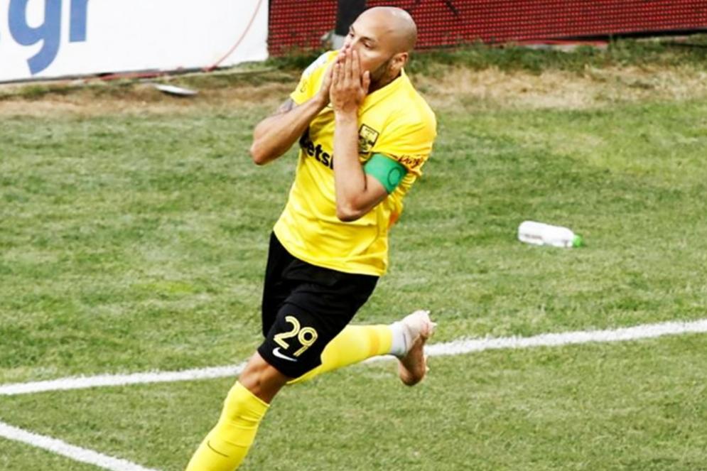 ΑΡΗΣ – Ολυμπιακός 1-1   Αδίκησε για άλλη μια φορά τον εαυτό του