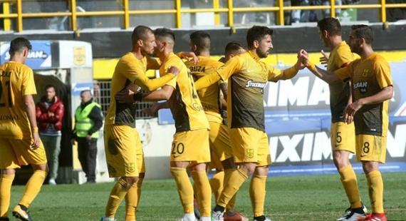 ΑΡΗΣ - Αιγινιακός  5-0 | Εντυπωσιακό ξεκίνημα!