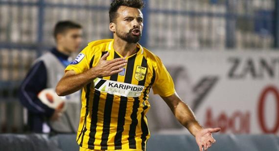 Απόλλων Σμύρνης - ΑΡΗΣ 1-2   Επέστρεψε στις νίκες με υπογραφή Μπρούνο Γκάμα!