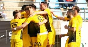 ΑΕ Καραϊσκάκης - ΑΡΗΣ 0-2 | Σφράγισε το εισιτήριο της επιστροφής!