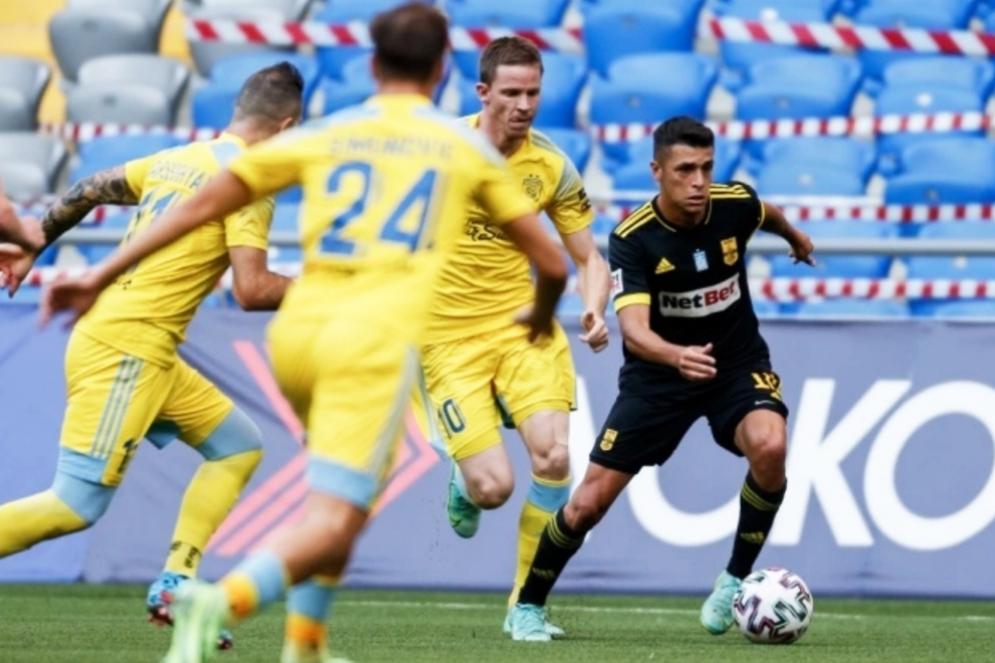 Αστάνα – ΑΡΗΣ 2-0   Ξεδίπλωσε τις αδυναμίες του και το πλήρωσε