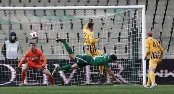 Παναθηναϊκός - ΑΡΗΣ 2-0 | Κακός στο Β ημίχρονο, ανέστησε τον Παναθηναϊκό