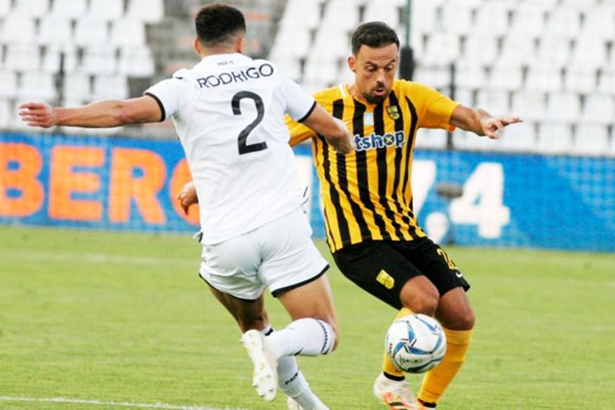 μπαογκ – ΑΡΗΣ 0-0 | Στάθηκε στο ύψος του στην αυλαία του πρωταθλήματος